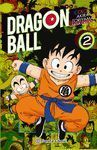 DRAGON BALL 02/08 COLOR ORIGEN Y RED RIBBON