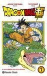 DRAGON BALL SUPER Nº01