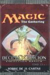 MAGIC  THE GATHERING DECIMA X EDICION
