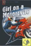 GIRL ON A MOTORCICLE