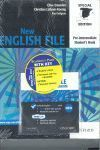 PACK NEW ENGLISH FILE PRE-INTERMEDIATE+WB W/K