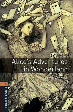 ALICE'S ADVENTURES WONDERLAND