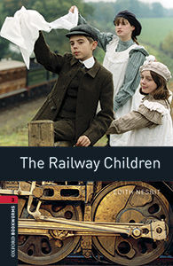 THE RAILWAY CHILDREN MP3 PACK OXFORD BOOKWORMS 3.