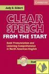 CLEAR SPEECH START ALUM+KEY+CD