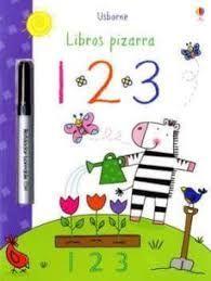 LIBROS PIZARRA 123