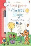 PRIMEROS DIBUJOS