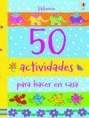 50 ACTIVIDADES PARA HACER EN CASA