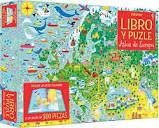 ATLAS DE EUROPA LIBRO Y PUZZLE