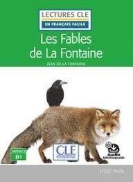 LES FABLES DE LA FONTAINE - NIVEAU 2/A2 - LIVRE
