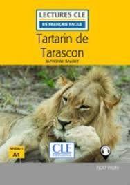 TARTARIN DE TARASCON - NIVEAU 1/A1 - LIVRE - 2º ÉDITION