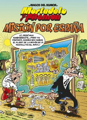 MISIÓN POR ESPAÑA