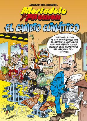 EL CAMBIO CLIMATICO (MAGOS DEL HUMOR 211)