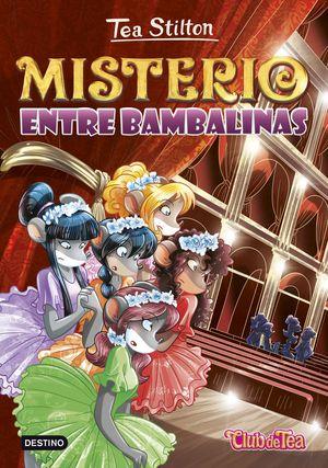 TS 14N. MISTERIO ENTRE BAMBALINAS