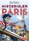 TS 4N. MISTERIO EN PARIS