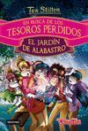 EN BUSCA DE LOS TESOROS PERDIDOS: EL JARDIN DE ALABASTRO