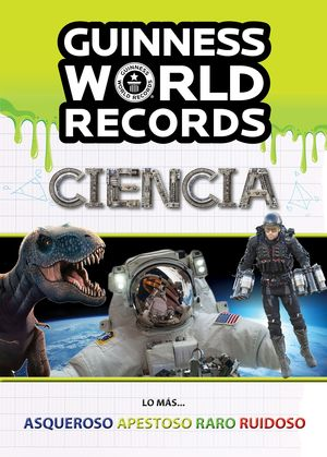 GUINNESS WORLD RECORDS CIENCIA