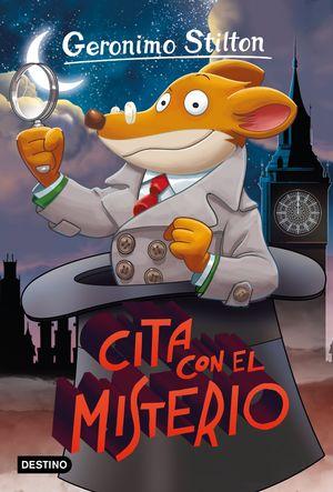 CITA CON EL MISTERIO