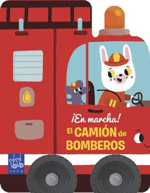 EN MARCHA EL CAMION DE BOMBEROS