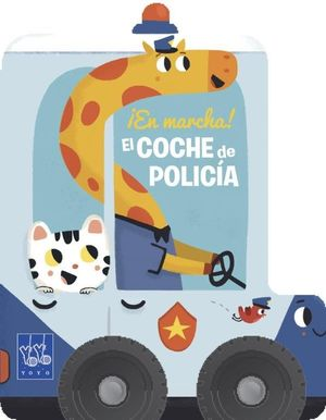 EN MARCHA EL COCHE DE POLICIA