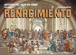 HISTORIA DEL ARTE EN COMIC. EL RENACIMIENTO