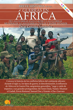 BREVE HISTORIA DE LAS GUERRAS DE AFRICA