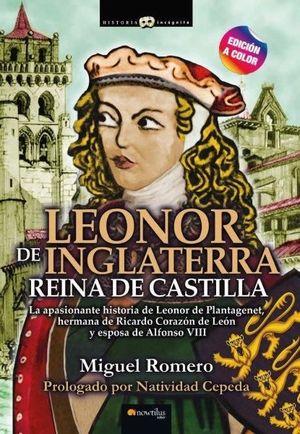 LEONOR DE INGLATERRA REINA DE CASTILLA