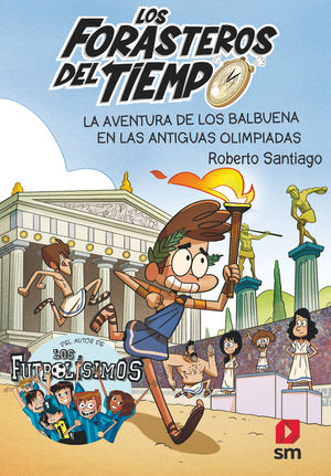 FDT.8 LA AVENTURA DE LOS BALBUENA EN LAS