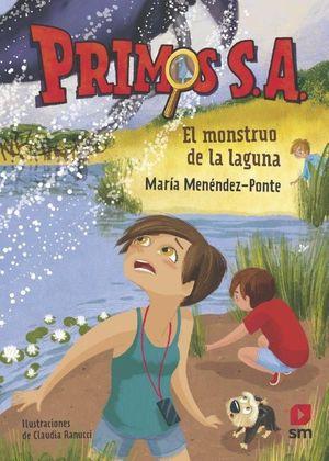 PRIMOS SA 05 EL MONSTRUO DE LA LAGUNA