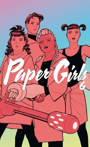 PAPER GIRLS (TOMO) Nº06/06