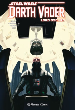 STAR WARS DARTH VADER LORD OSCURO (TOMO) Nº03/04