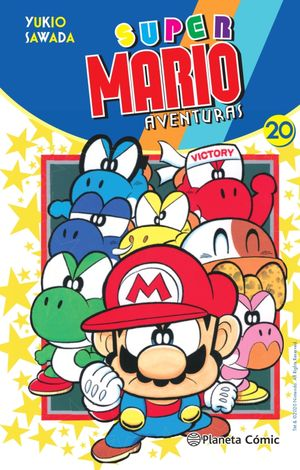 SUPER MARIO Nº20