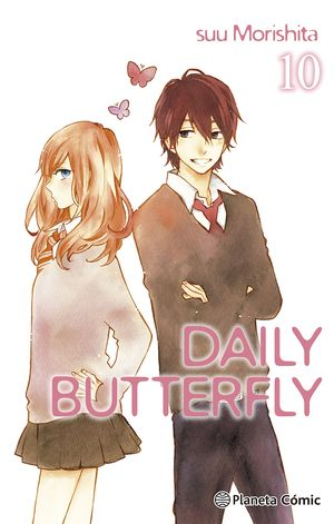 DAILY BUTTERFLY Nº10/12