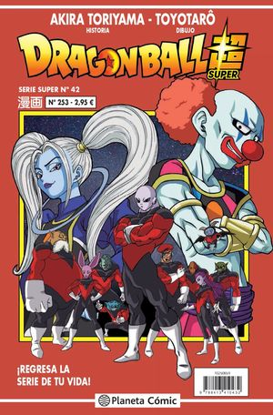 DRAGON BALL SERIE ROJA Nº253