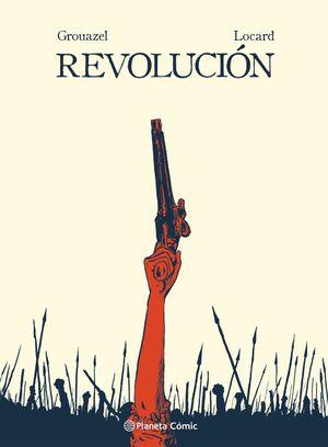 REVOLUCION (NOVELA GRAFICA)