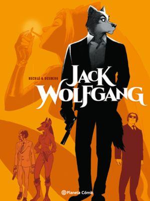JACK WOLFGANG Nº01/03