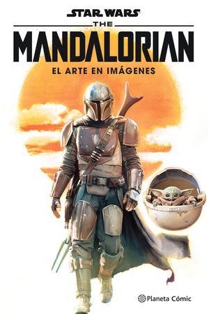 STAR WARS THE MANDALORIAN: EL ARTE EN IMÁGENES