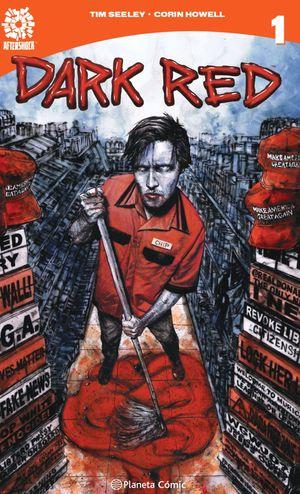 DARK RED Nº 01