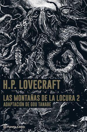 LAS  MONTAÑAS DE LA LOCURA- LOVECRAFT Nº02/02