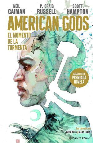 AMERICAN GODS SOMBRAS TOMO Nº 03/03