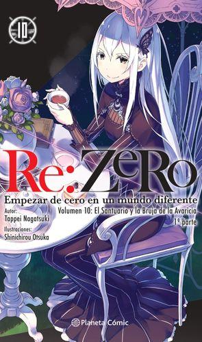 RE:ZERO Nº10 (NOVELA)