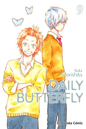 DAILY BUTTERFLY Nº09/12