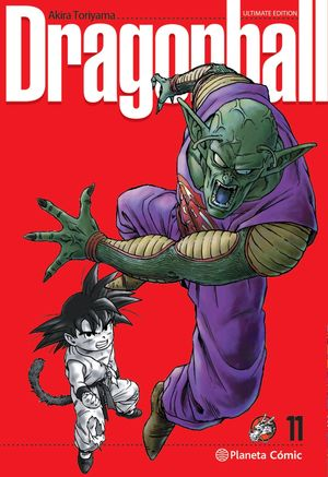 DRAGON BALL ULTIMATE Nº 11/34