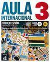 AULA INTERNACIONAL 3. NUEVA EDICION (B1). LIBRO DEL ALUMNO + MP3