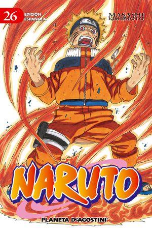 NARUTO (PDA) Nº26