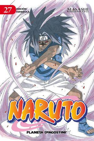 NARUTO (PDA) Nº27