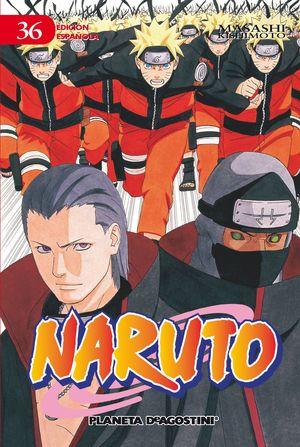 NARUTO (PDA) Nº36