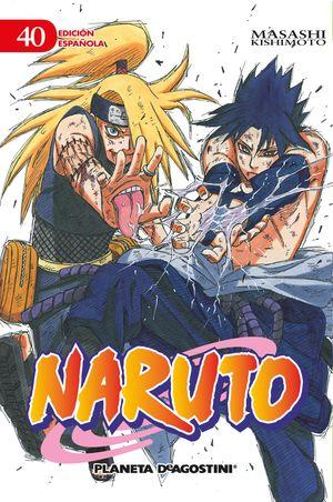 NARUTO Nº40/72 (PDA)