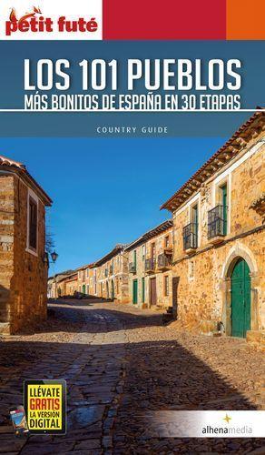 101 PUEBLOS MAS BONITOS DE ESPAÑAEN 30 ETAPAS, LOS