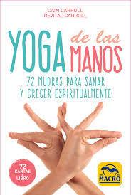 YOGA DE LAS MANOS + CARTAS