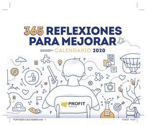 CALENDARIO 365 REFLEXIONES PARA MEJORAR 2020